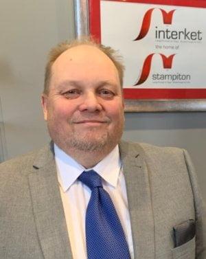 Barry Craze joins Interket