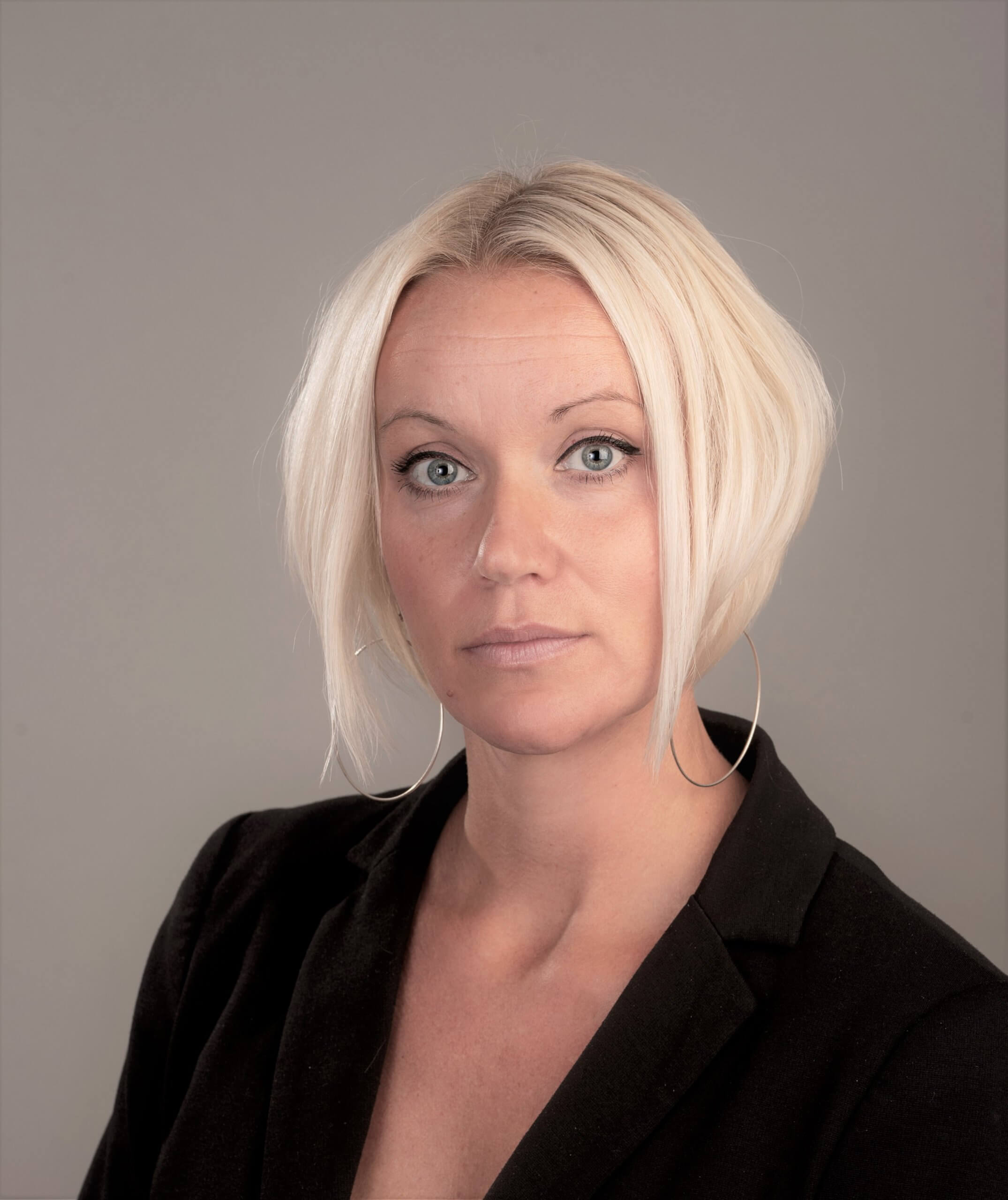 Ursula Fredriksson Head of Strategic Development