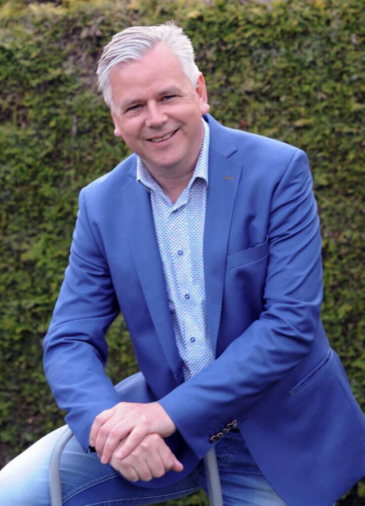 CFO Freddy Oosterveen