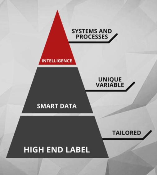 i-printed pyramid